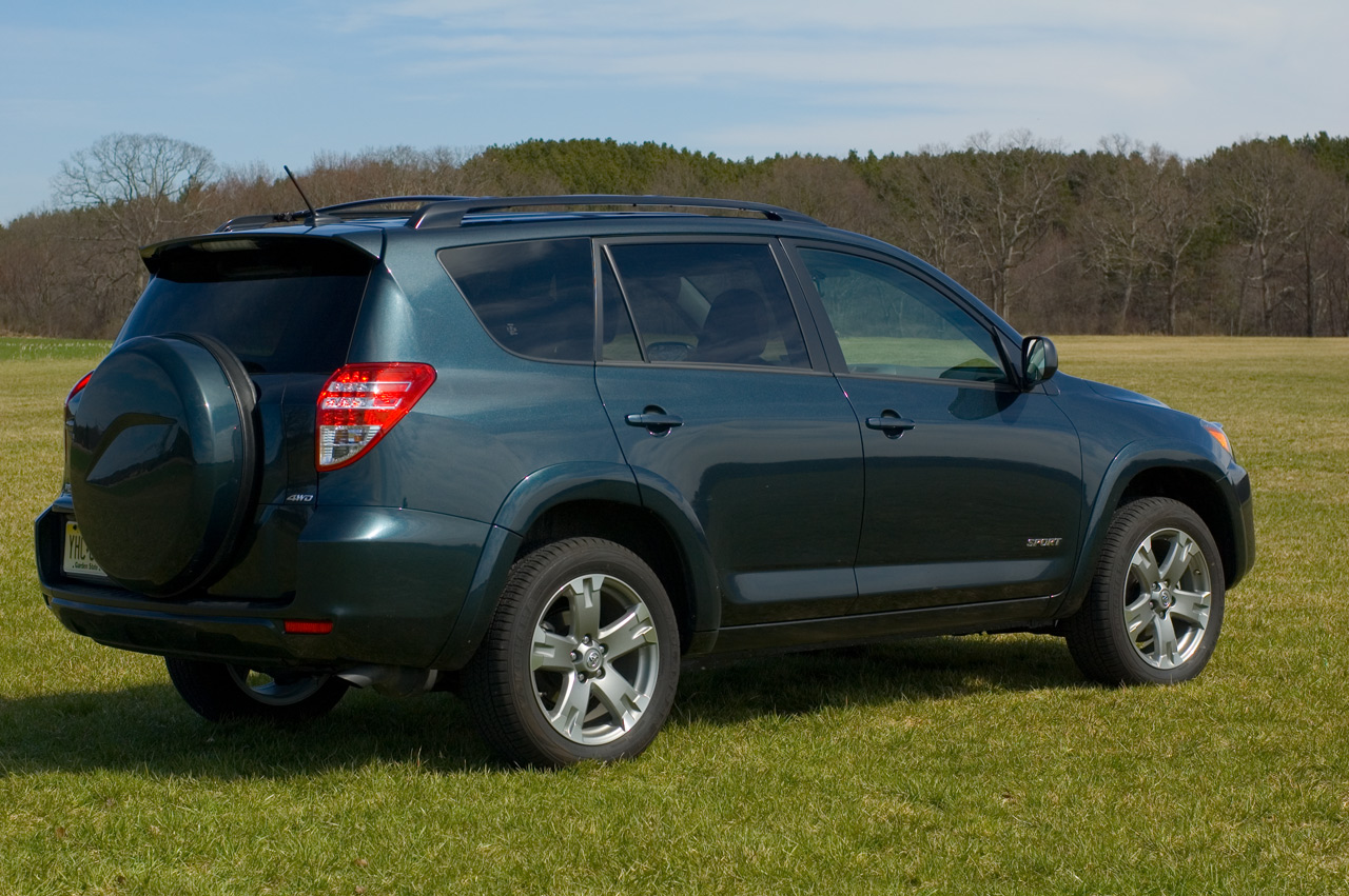 Toyota Certified Pre-Owned >> Review: 2009 Toyota RAV4 Sport Photo Gallery - Autoblog