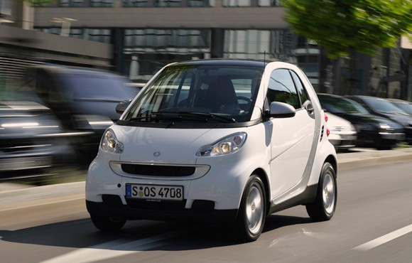 service manual for 2009 smart car