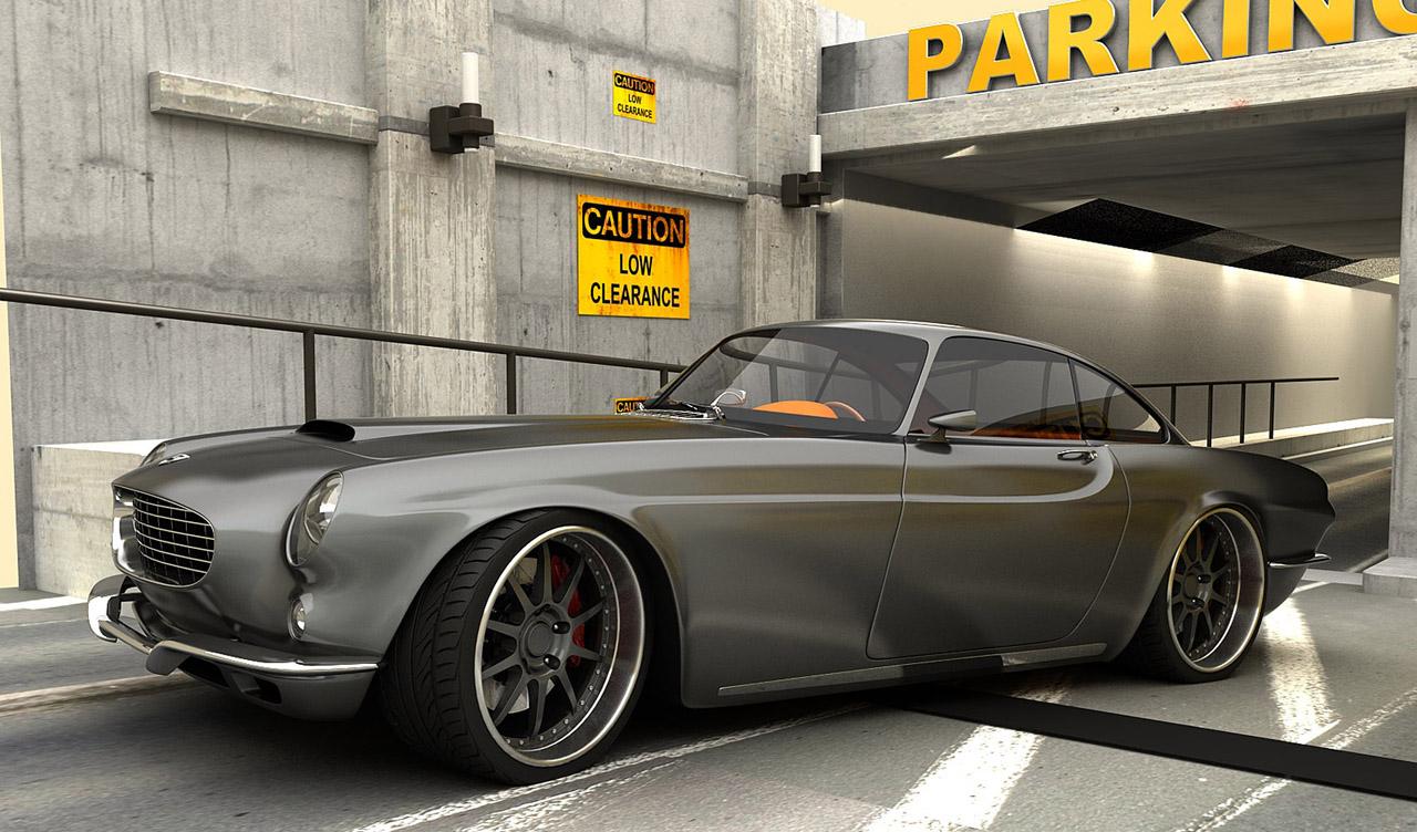 An awesome update on the volvo p1800 coupe lexus is forum for Auto interieur reinigen zelf