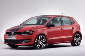 VW Polo Wirthersee '09 Concept