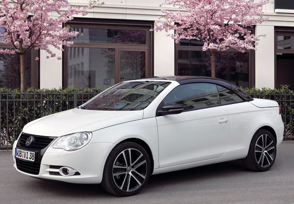 VW Eos White Night Special Edition