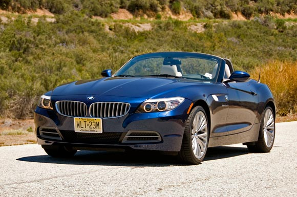 First Drive 2009 Bmw Z4 Roadster Grows Up At The Expense