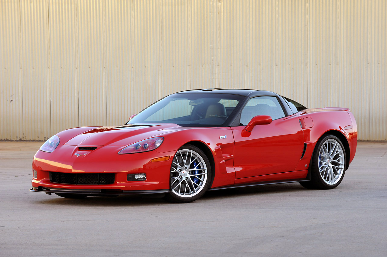 Review 2009 Chevrolet Corvette Zr1 Photo Gallery Autoblog