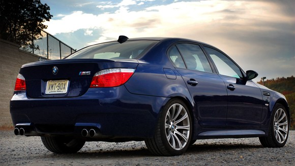 bmw m5. BMW M5 - Click above for a