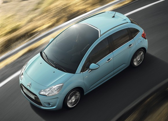 2010 Citroen C3 Top Picture