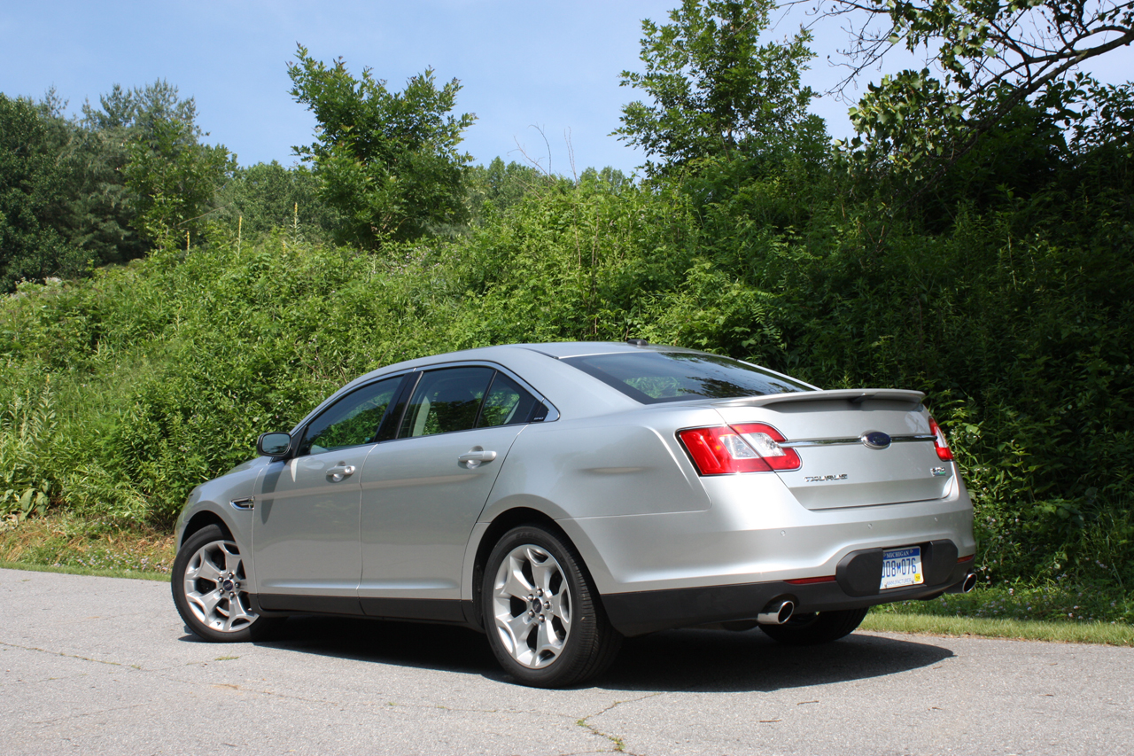 Acura Certified Pre Owned >> First Drive: 2010 Ford Taurus SHO Photo Gallery - Autoblog