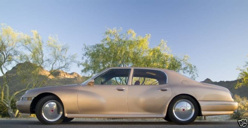 1999 Packard Twelve Concept On Ebay Photo Gallery Autoblog