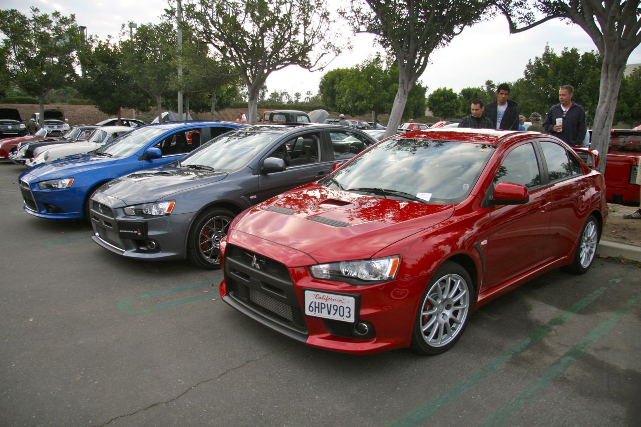 Azuri Car 2010 Mitsubishi Lancer Lineup Includes New Mr Limited