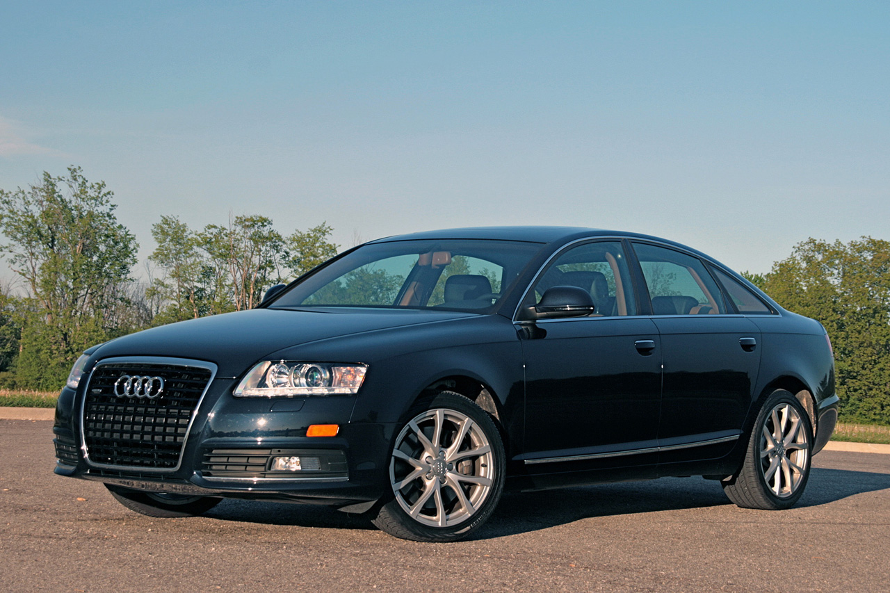 review 2009 audi a6 3 0t photo gallery autoblog. Black Bedroom Furniture Sets. Home Design Ideas