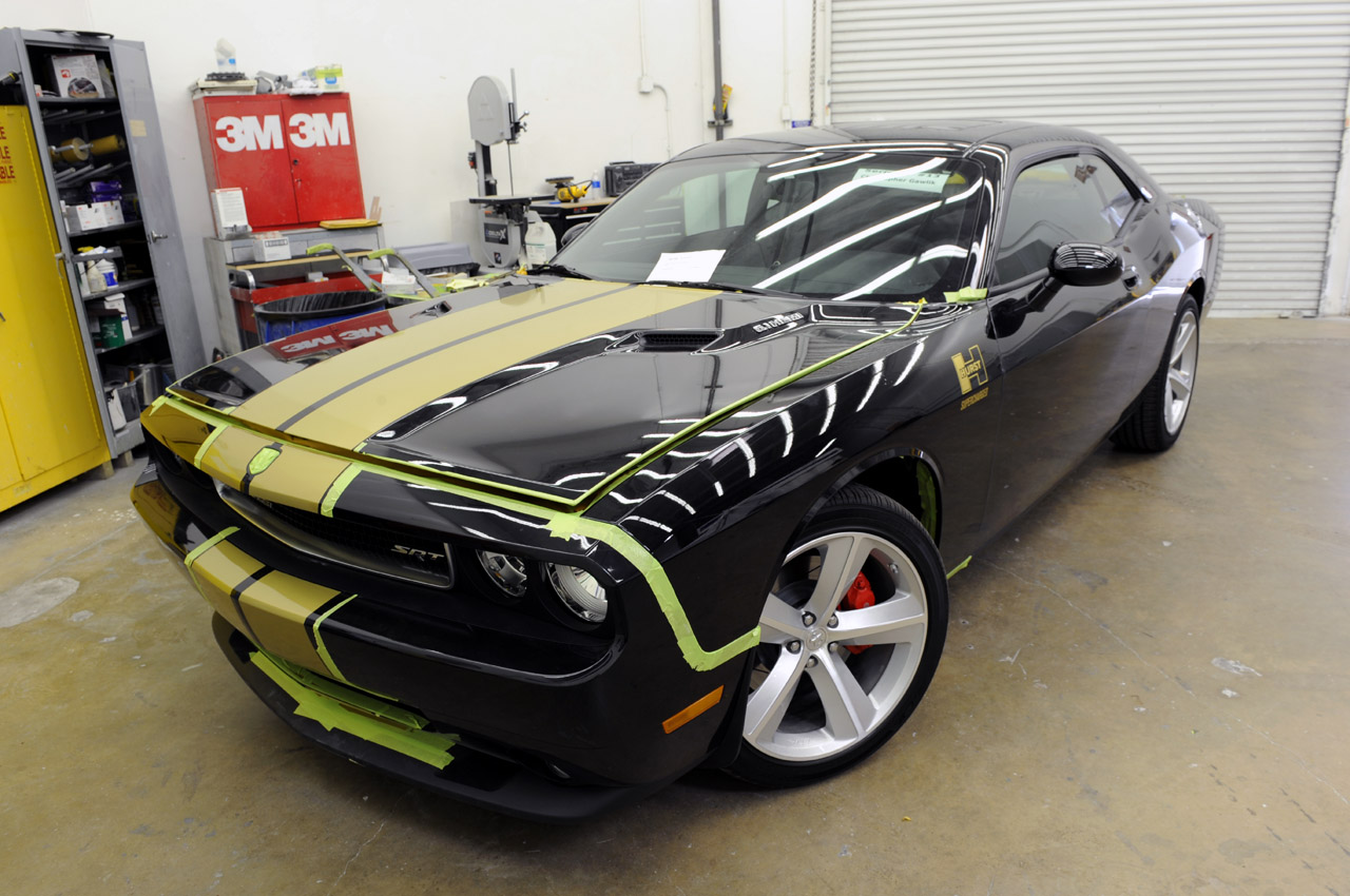 How It S Made Hurst Hemi Dodge Challenger Photo Gallery