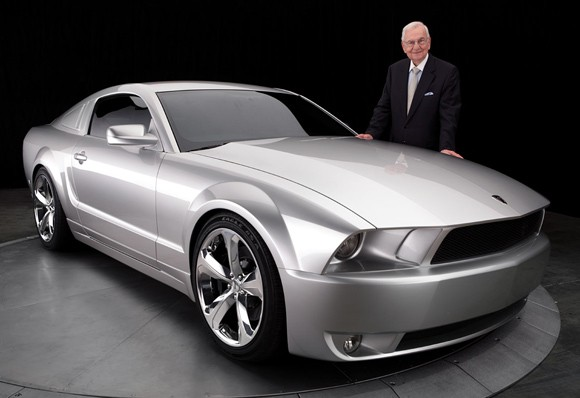 Ford Mustang Click above