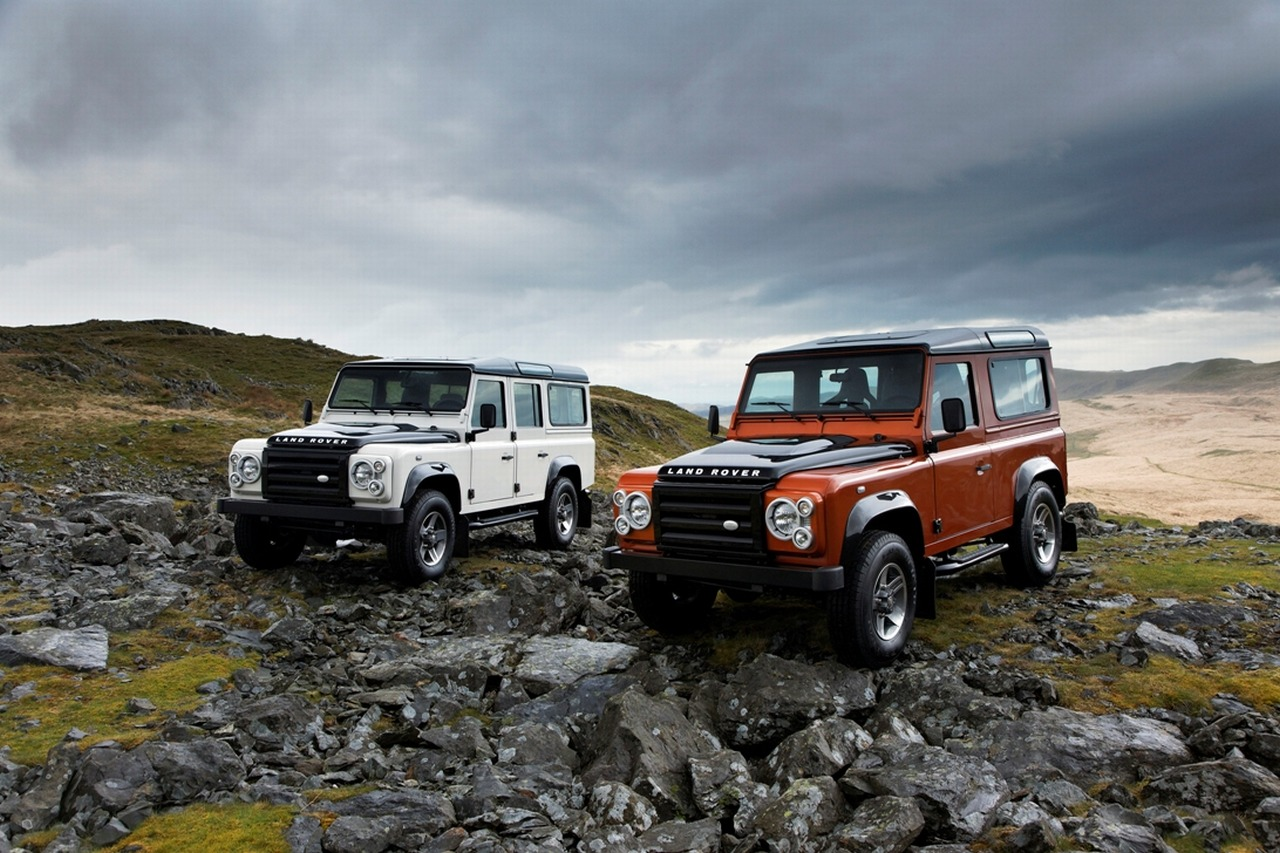 Land Rover Defender Concept Expected In Frankfurt Autoblog