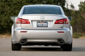 Review: 2009 Lexus IS F pursues perfection, might need ...