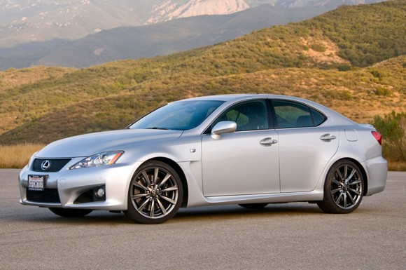 Review 2009 Lexus Is F Pursues Perfection Might Need