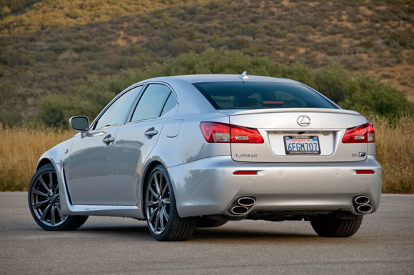Perfect Review: 2009 Lexus IS F Pursues Perfection, Might Need More Personality    Autoblog