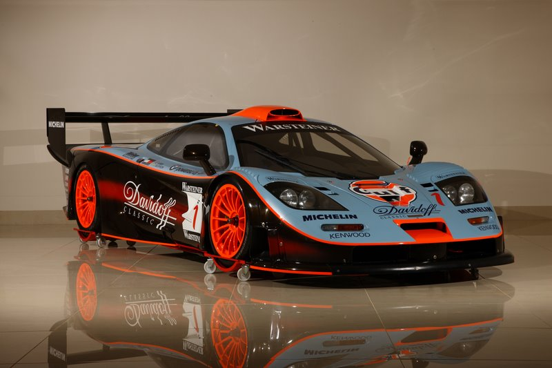 Mclaren Gtr Race Car For Sale In Japan