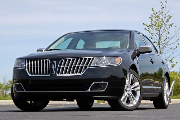 sports cars fans review 2010 lincoln mkz. Black Bedroom Furniture Sets. Home Design Ideas