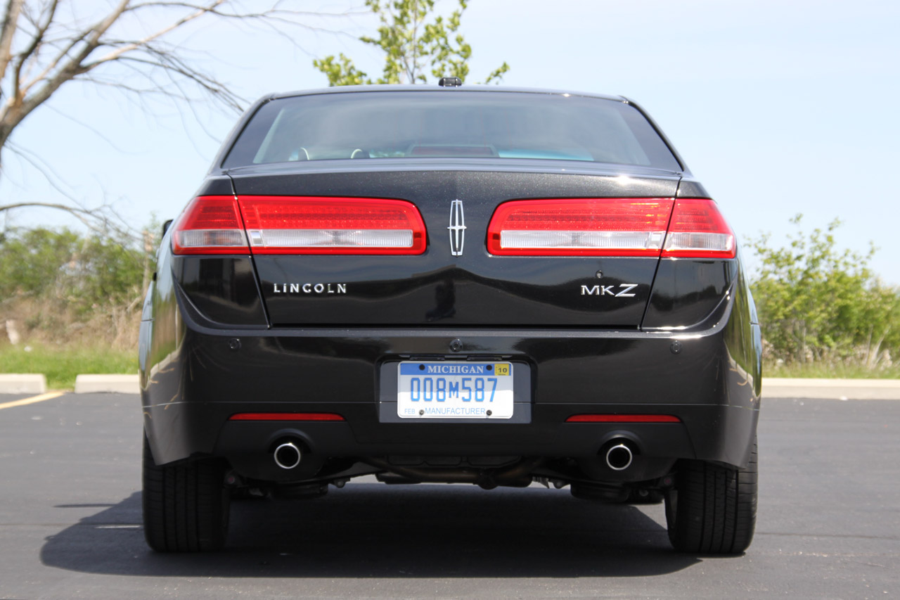 Review: 2010 Lincoln MKZ Photo Gallery - Autoblog