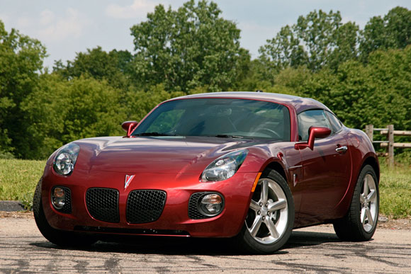 PontiacSolstice Coupe