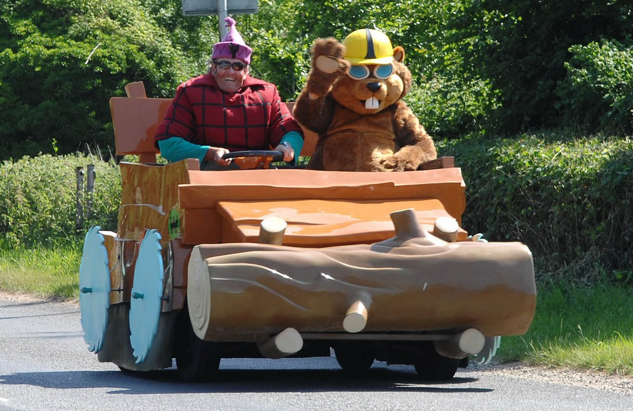 Wacky Races In West Sussex Photo Gallery Autoblog