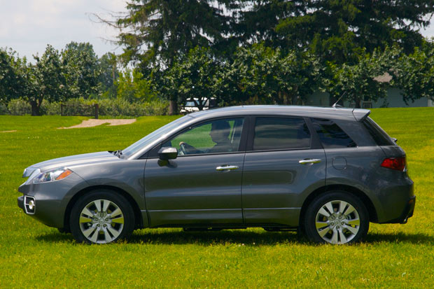 quick drive 2010 acura rdx bring on the shield autoblog