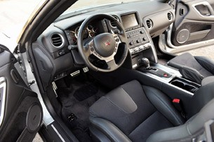 Review: 2010 Nissan GT-R - Does Godzilla Have A Soul ...