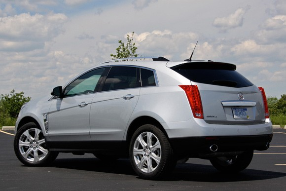 Cadillac Fan Club  2010 Cadillac Srx