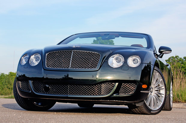 2010 Bentley Continental Gt Black. 2010 Bentley Continental GTC