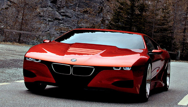Bmw M1 Homage. BMW M1 Hommage – Click above