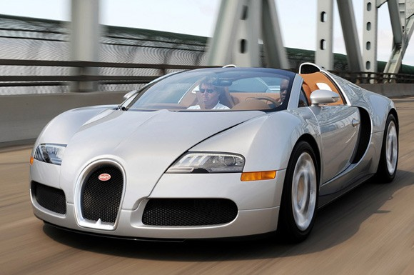 Bugatti Veyron 16.4 Grand Sport
