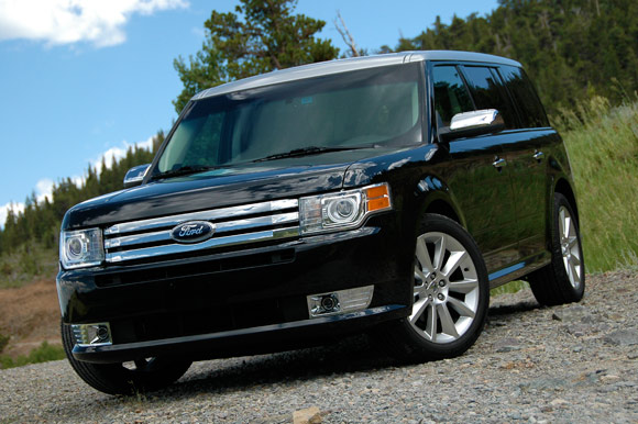 2010 Ford Flex EcoBoost
