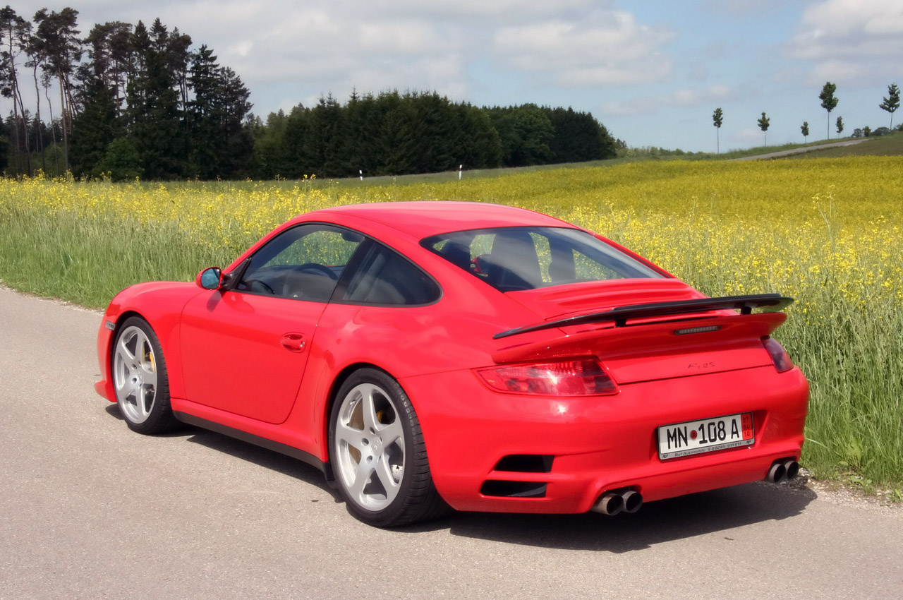 Ruf Rt 12 S Photo Gallery Autoblog