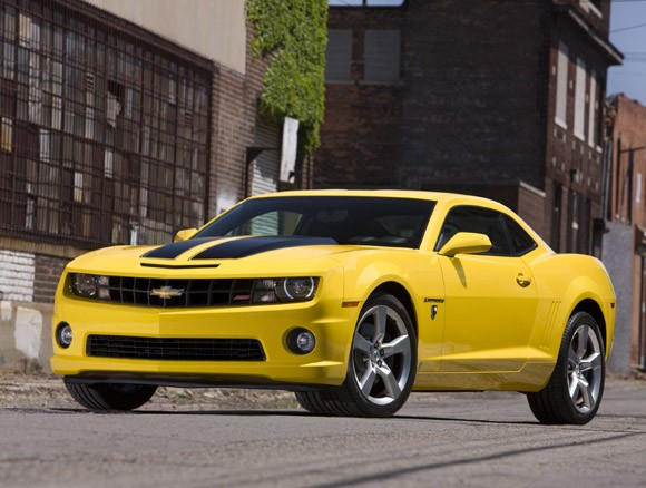 2010 Chevy Camaro Transformers Special Edition - Click above for hi