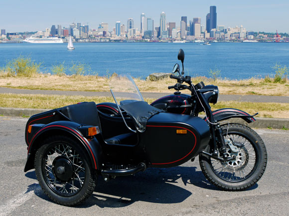 2009 ural t sidecar motorcycle – click above for high-res image