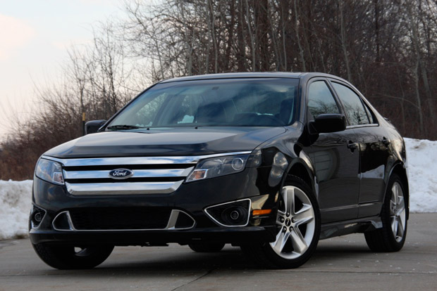 2010 Ford Fusion Sport – Click above for high-res image gallery