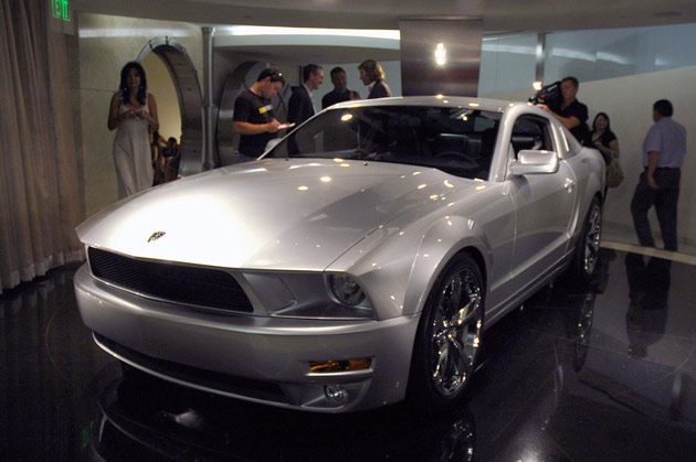 Ford Mustang Live Reveal: Iacocca 45th Anniversary Edition 