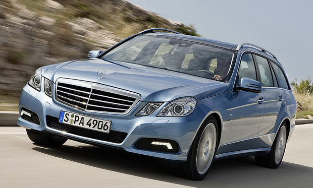 2010 Mercedes-Benz E-Class Estate Picture