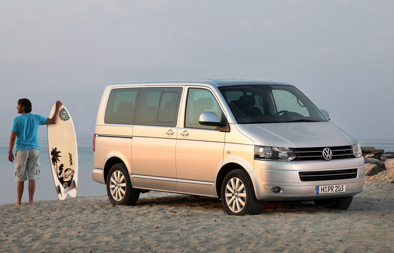 2010 Volkswagen Caravelle and Transporter Photo Gallery Autoblog