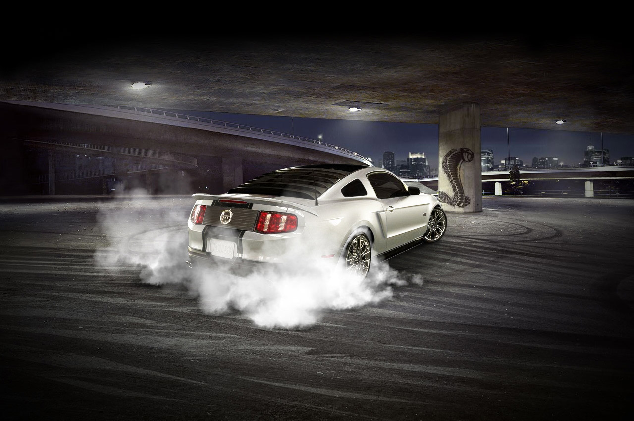 Ford launches 2010 Mustang customizer complete with varying ...