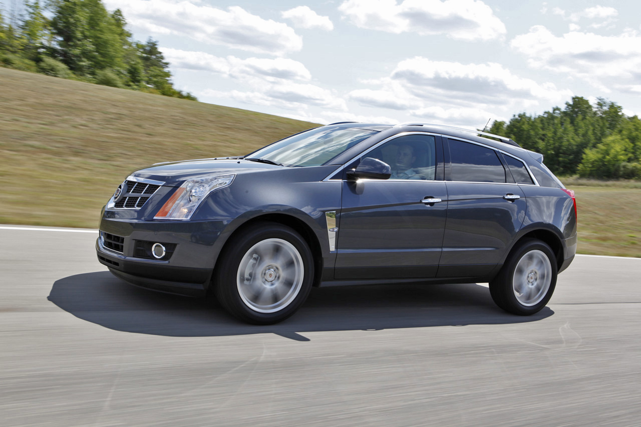 First Drive 2010 Cadillac Srx 2 8t Photo Gallery Autoblog