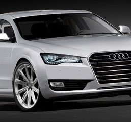 Audi A8 rendering From Inside Line/Fox Syndication