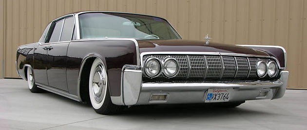 Find of the Day: Gorgeous 1964 Lincoln Continental has a 723-hp secret