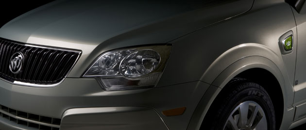 Buick teases baby Enclave, promises 2011 plug in hybrid version