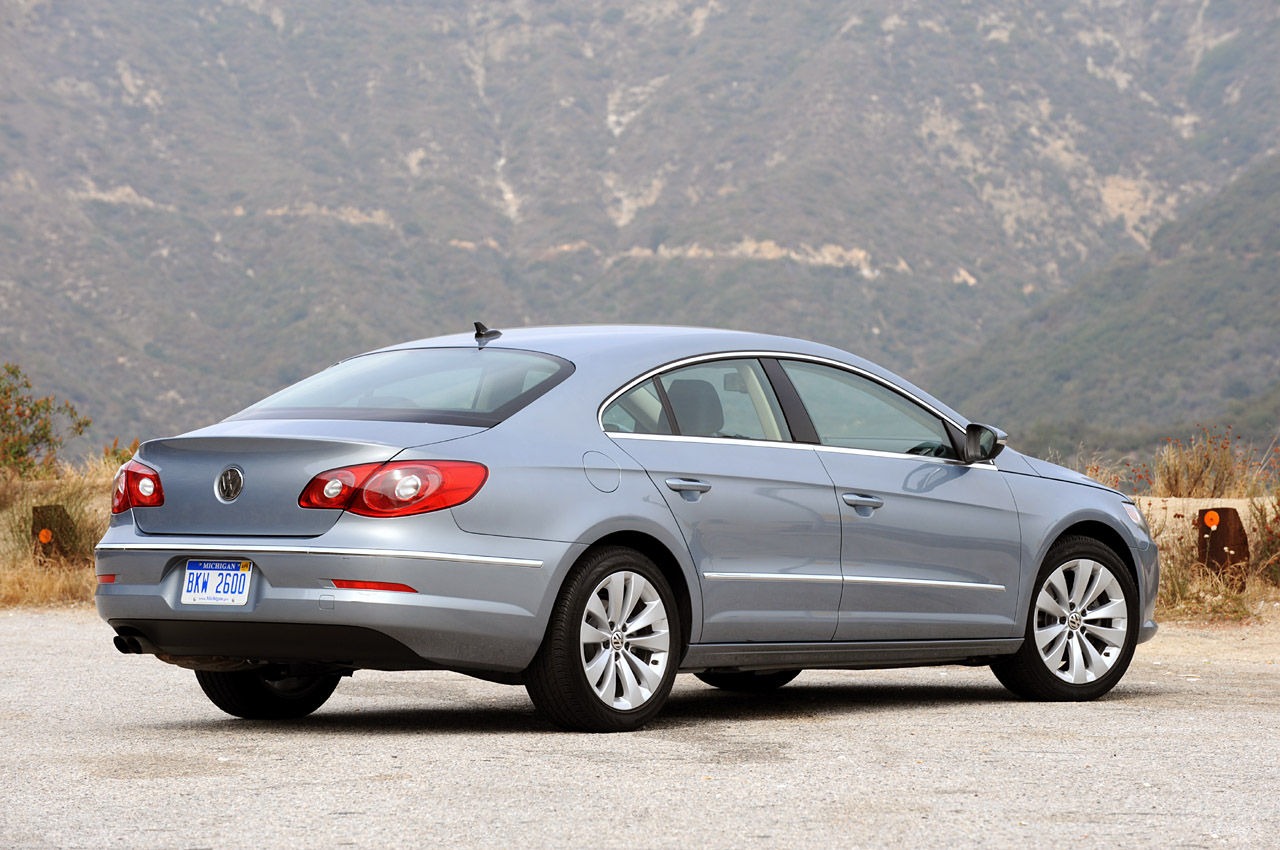 review 2009 volkswagen cc sport photo gallery autoblog. Black Bedroom Furniture Sets. Home Design Ideas
