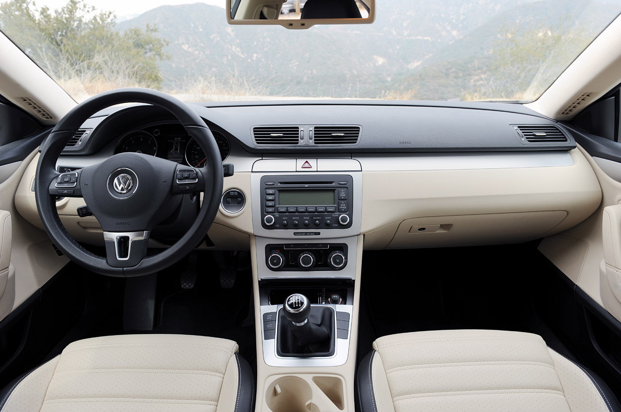 New Malibu Turns Tables on New Passat Interior