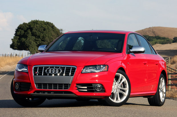 Review 2010 audi s4 brings back the boost gives s a for Mercedes benz b5 service cost