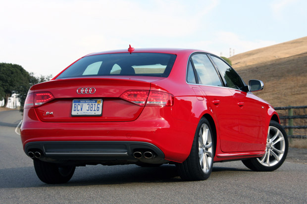 "review: 2010 audi s4 brings back the boost, gives ""s"" a reason for"