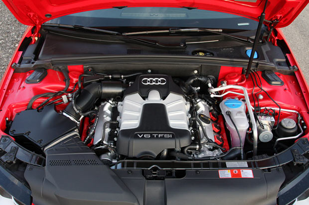 Review 2010 Audi S4 brings back the boost gives S a reason for