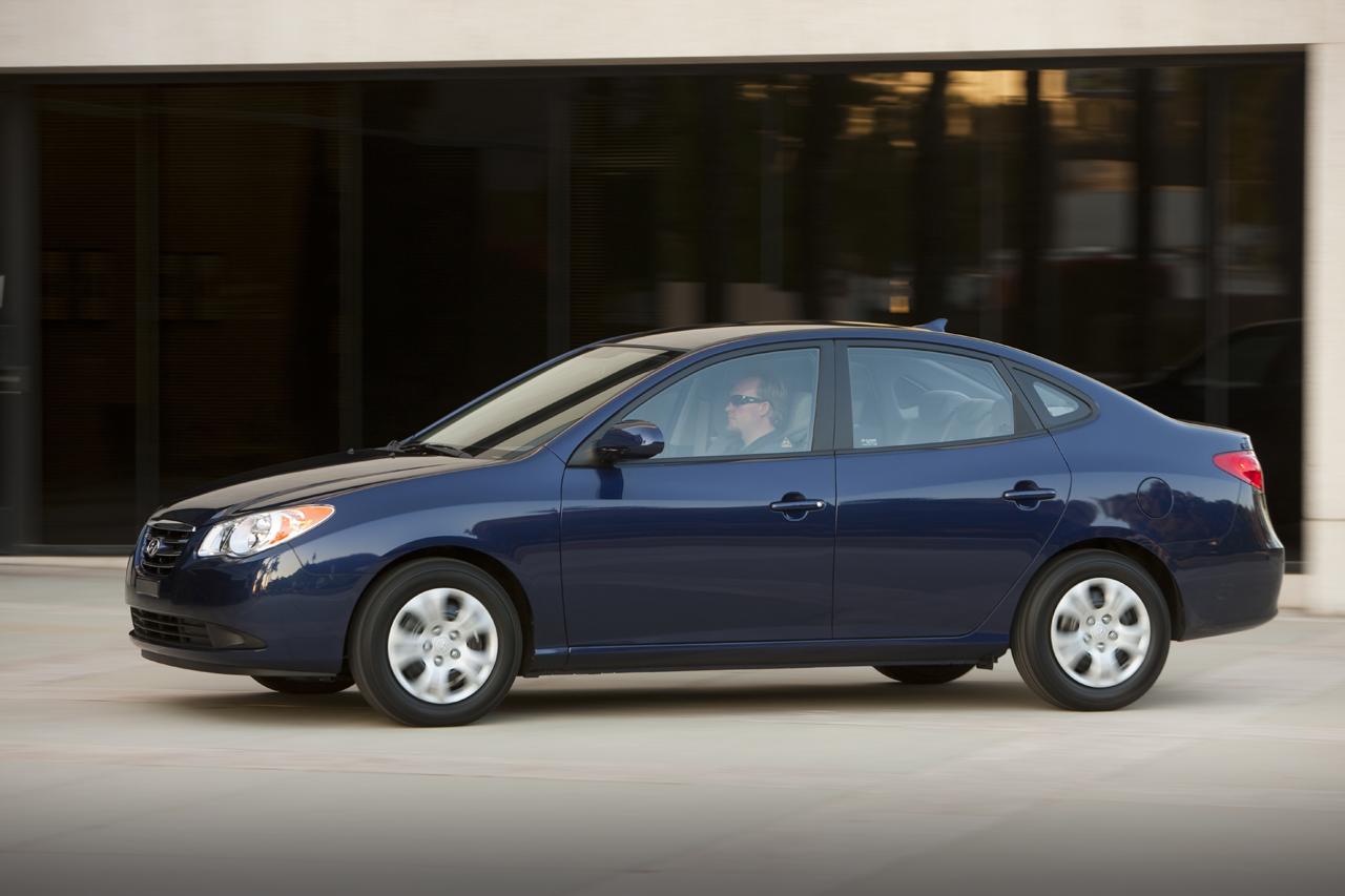 2010 Hyundai Elantra Blue Photo Gallery - Autoblog