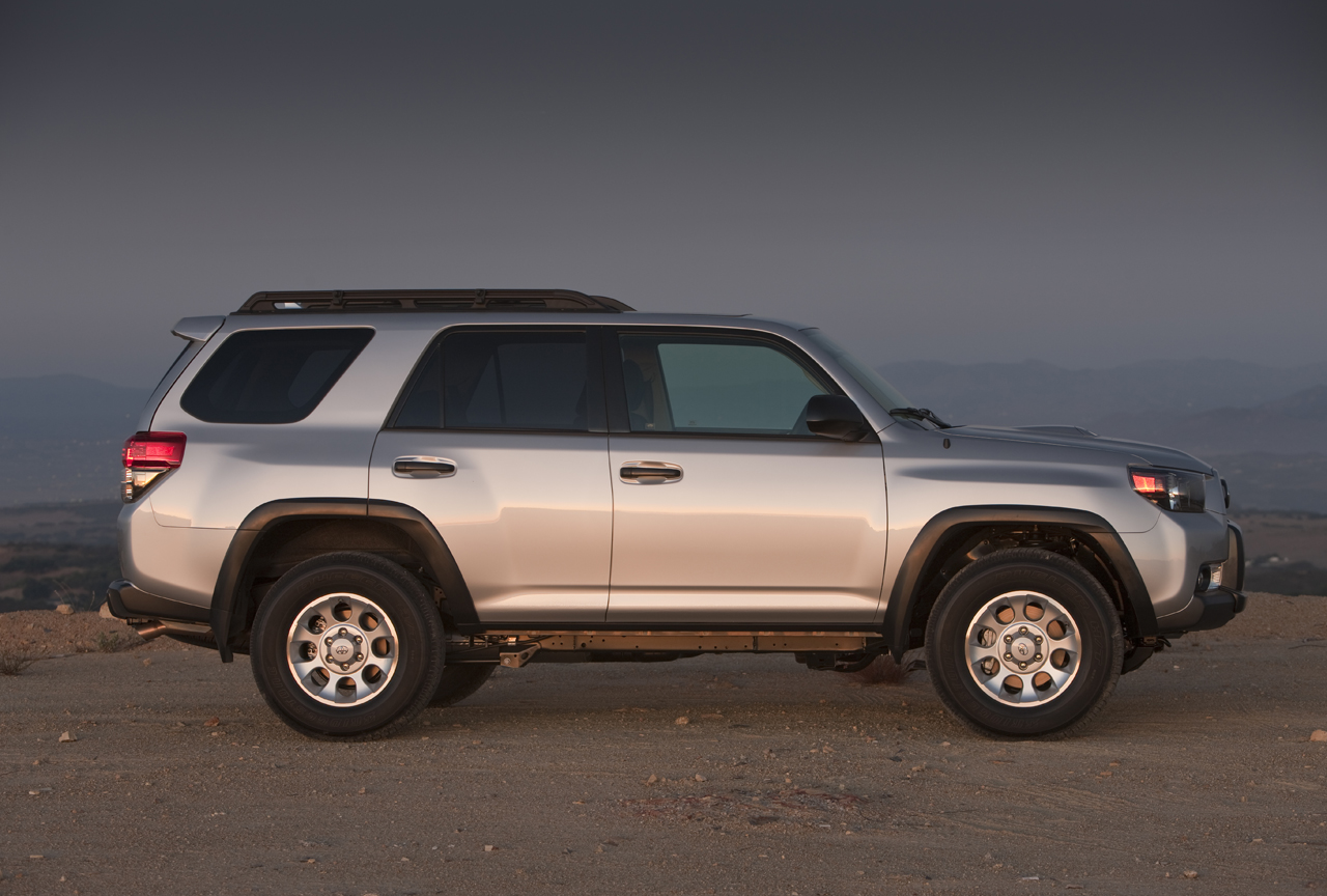 toyota 4runner trail edition autos post. Black Bedroom Furniture Sets. Home Design Ideas